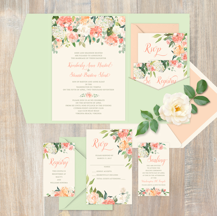 How to Assemble the Perfect Wedding Invitation Today\u0027s Bride