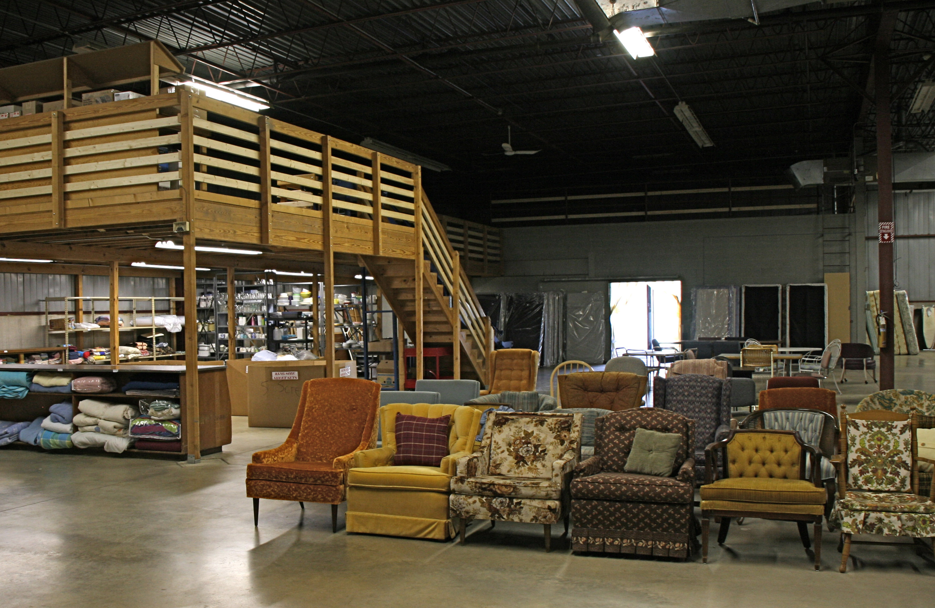 Furniture Warehouse Birmingham Mustard Seed Offers Household Goods For Families Facing