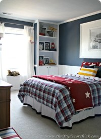 {Boys} 12 Cool Bedroom Ideas - Today's Creative Life