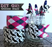 DIY Pen Flags {Back to School} - Today's Creative Life