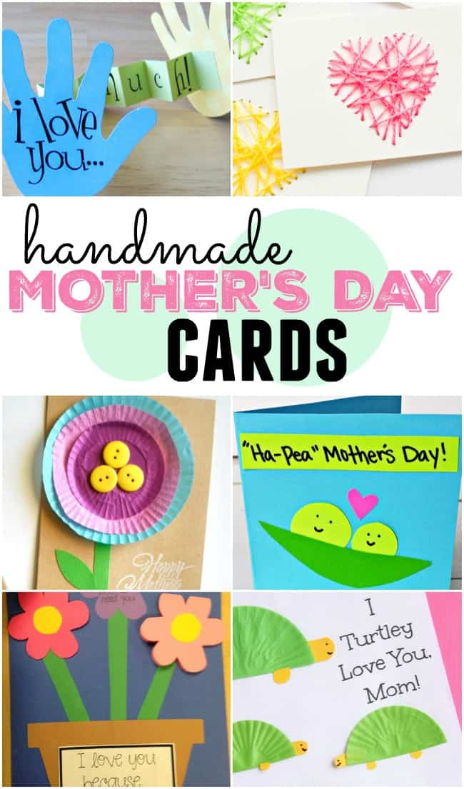 Handmade Mother\u0027s Day Cards Today\u0027s Creative Ideas - mother sday cards