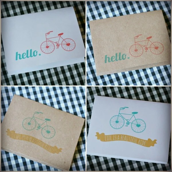 FREE Printable Note Cards Today\u0027s Creative Life