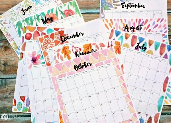 Create Printable Calendar Pdf Timeanddate Medication Log Free Printable Todays Creative Life