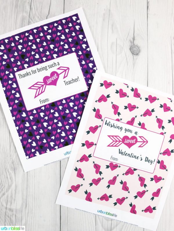 Valentines Candy Bar Wrappers Free Printable Today\u0027s Creative Life