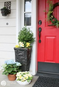 Front Porch Ideas for Spring | Today's Creative Life