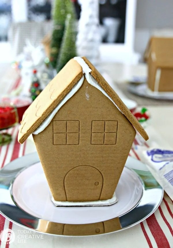 Gingerbread House Decorating Party Today\u0027s Creative Life
