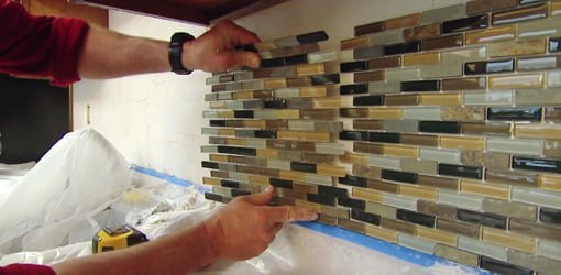 diy kitchen upgrades improvements today homeowner kitchen tile backsplash