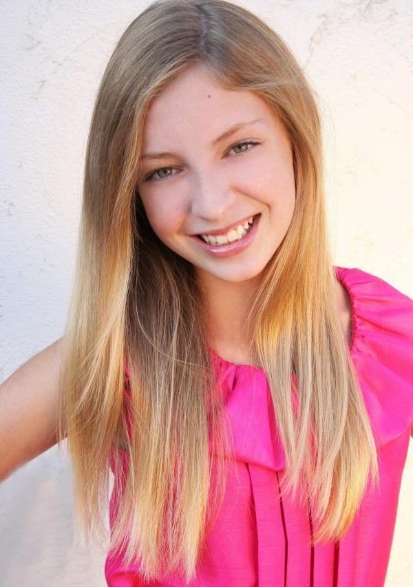 Ashley Berry Internationally Recognized 13 Year Old AntiBullying . 1442 x 2048.Cute Hairstyles 7 Year Olds