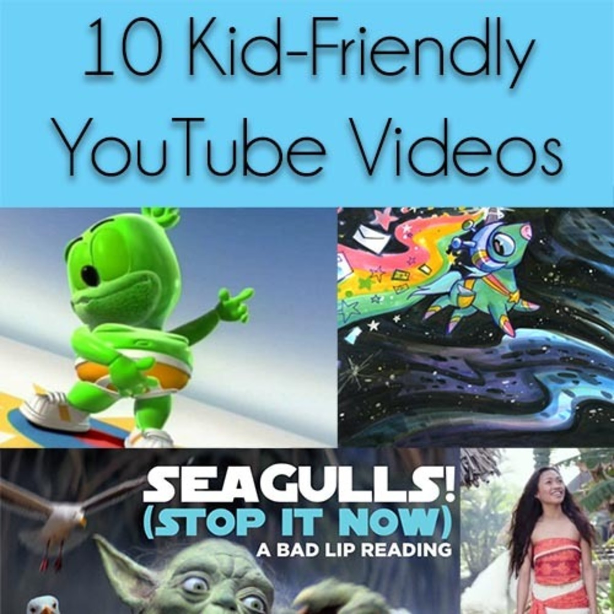 Bad Design Youtube 10 Great Kid Friendly Youtube Videos Today S Mama