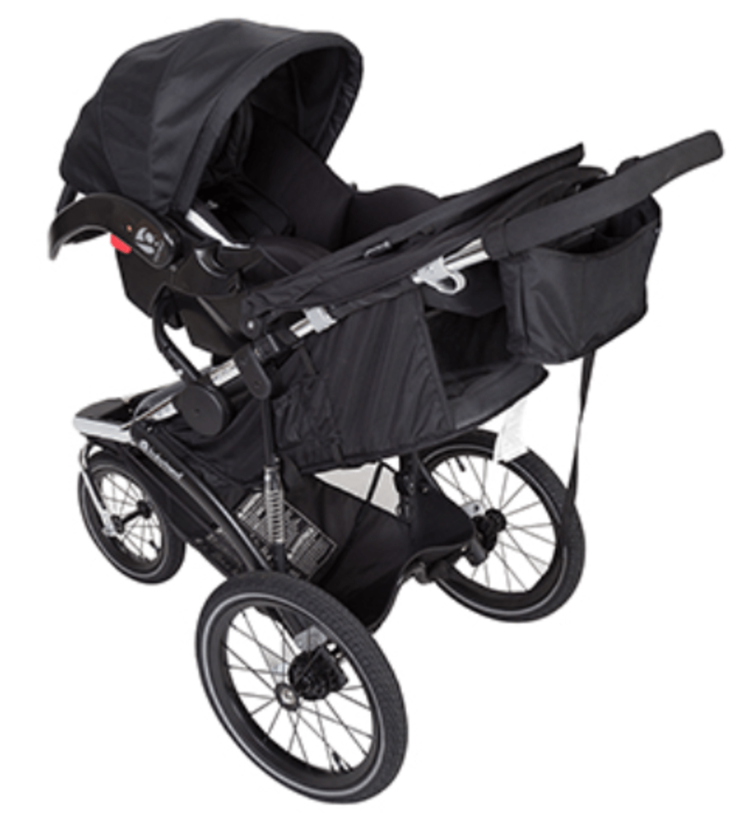 Jogging Stroller How To Use Best Jogging Stroller Babytrend Falcon Jogger Review