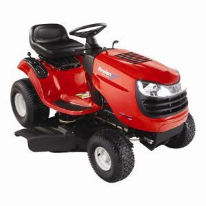 960460022 2011 Poulan XT 42 in. 19.5 HP 6 Speed Riding Mower Review