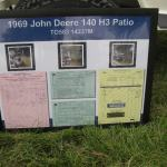 John Deere 50th 40