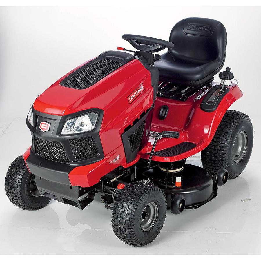 2014 Craftsman 30 Hp Garden Tractor : The best lawn yard and garden tractors for