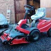 Castelgarden frontmower XM160HD