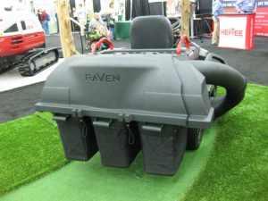 Raven Bagger Back