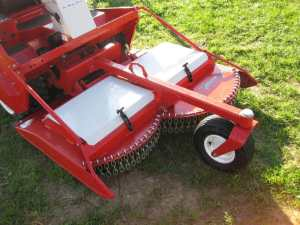 Ventrac Field Mower