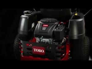 Toro Timecutter Engine