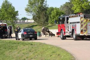Man severely hurt in mower accident at park | CJOnline.com