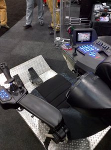 Global Resources ergonomic seats.