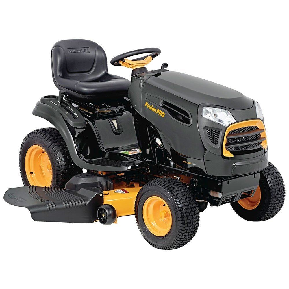 "Poulan Garden Tractors : Comments on ""the poulan pro lawn tractors at amazon"