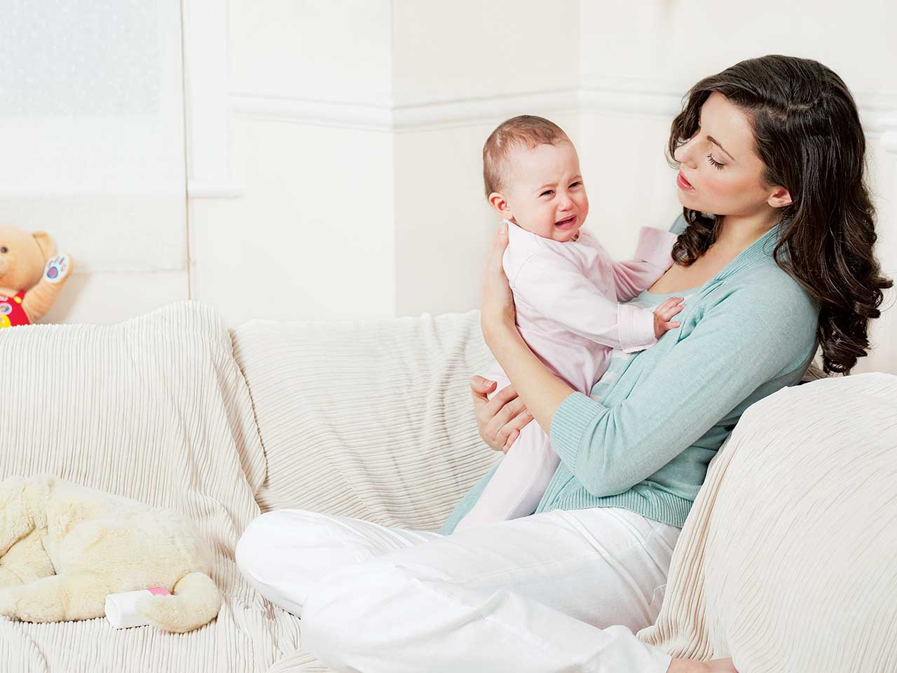 Newborn Infant Normally Suffer From Symptoms And Remedies For Silent Reflux In Babies