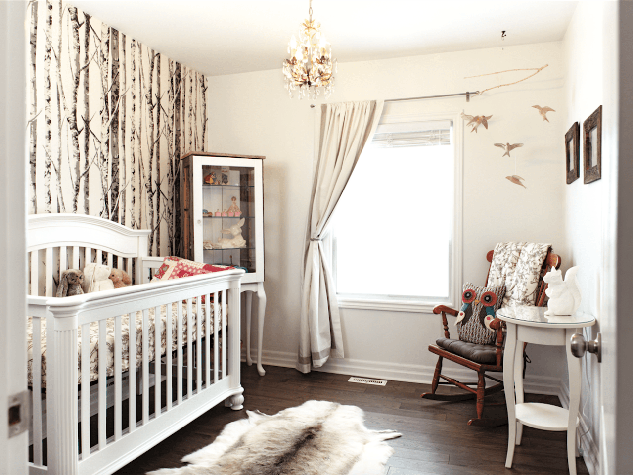 Baby Rooms How To Create A Woodland Nursery