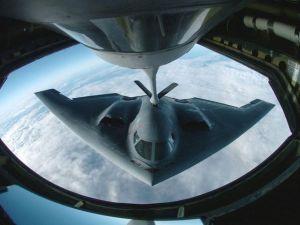 B2 Bomber Refueling