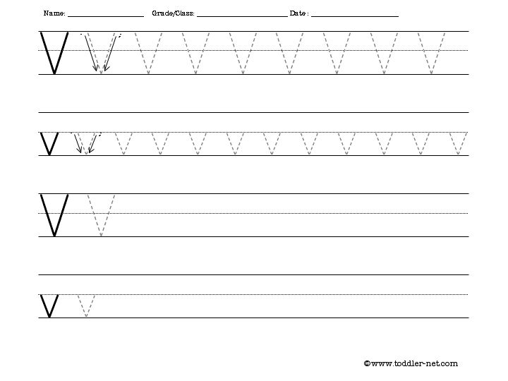 All Worksheets Free Letter Tracing Worksheets Printable – Letter Tracing Worksheets Free