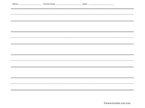 Blank writing paper, College paper Service - print writing paper