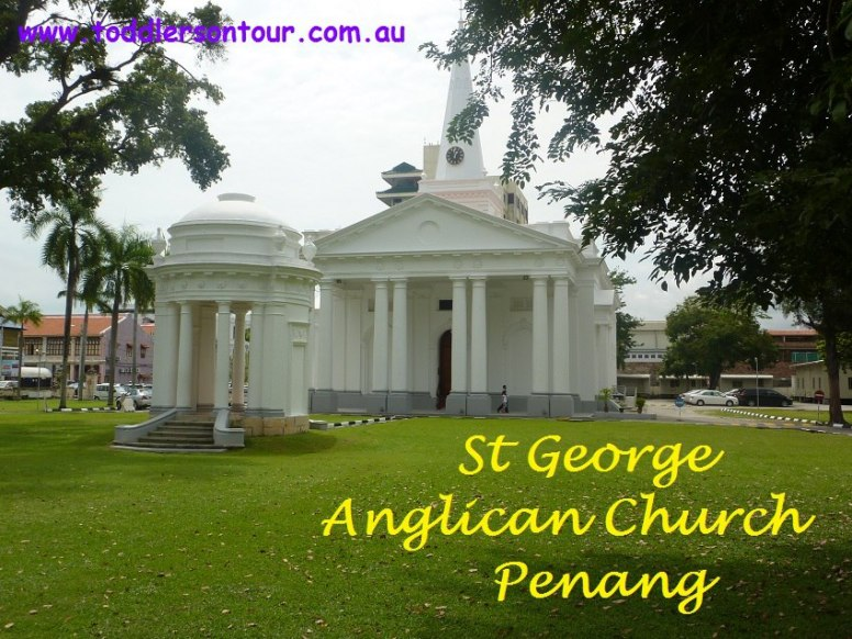 St George Church penang