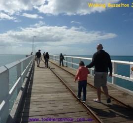 walk on Busselton Jetty