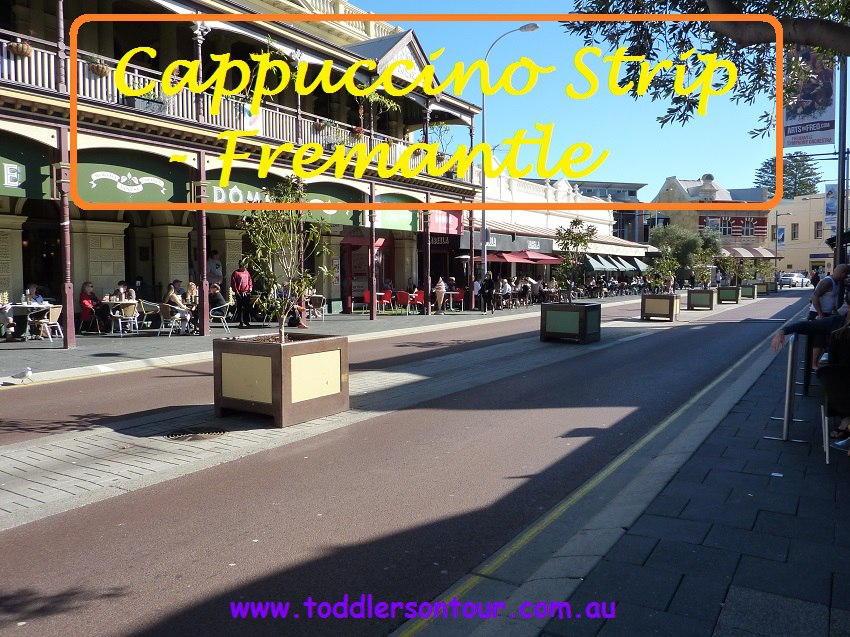 travel with kids to Fremantle