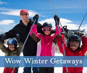 ski and snow vacation ideas