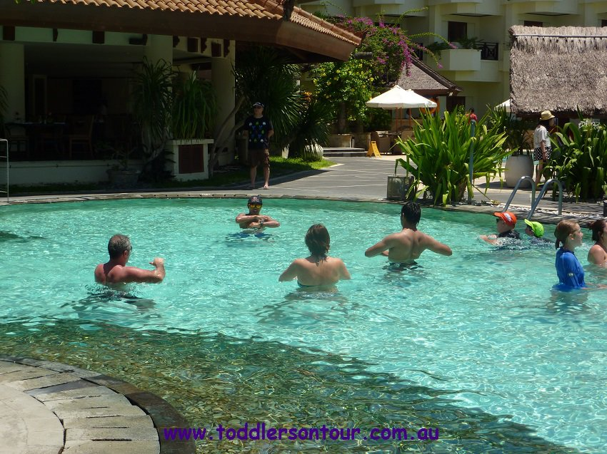 Grand Mirage Resort Bali activities