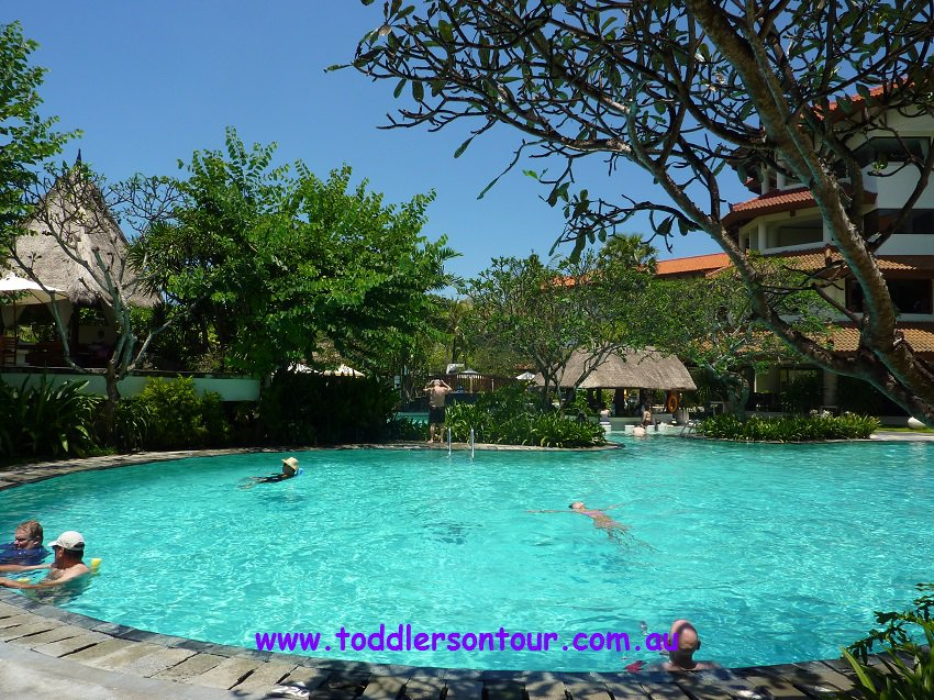 Grand Mirage Resort Bali Kids club