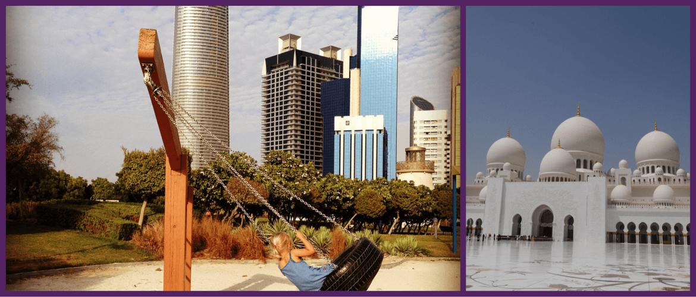 Kids in Abu Dhabi