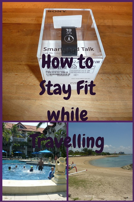 fitness and travelling