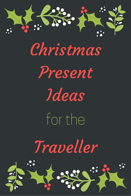 Christmas present ideas for traveller