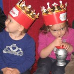 Althea and Autumn - Medieval Times