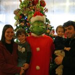 family with the grinch