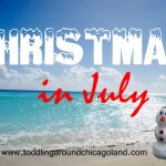 Christmas in July: Holiday Shopping on a Budget