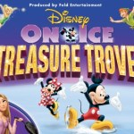 Disney on Ice Treasure Trove - title - Toddling Around Chicagoland