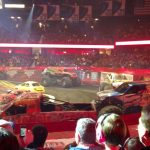 Monster Jam - trucks - Toddling Around Chicagoland