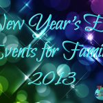 """Noon"" & New Year's Eve Events for Families 2013"