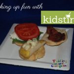 Cooking up fun with Kidstir - Toddling Around Chicagoland #spon