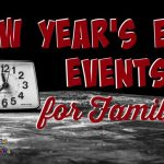 New Year's Eve Events for Families 2014