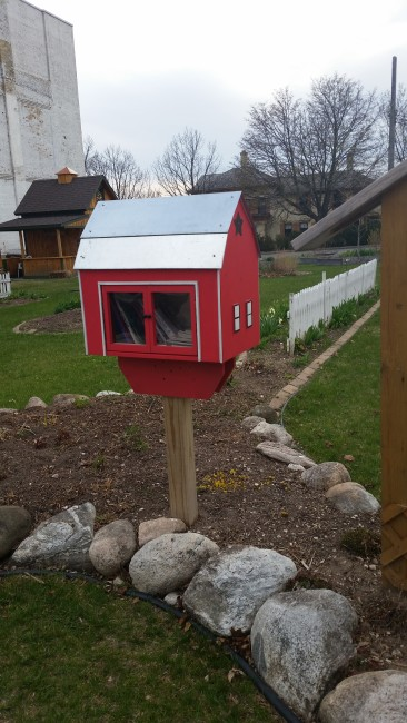 Cool stuff in Sheboygan - Little Free Library