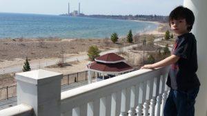 Blue Harbor Resort - Loft Suite - balcony