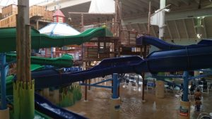 Blue Harbor Resort - waterpark - slides