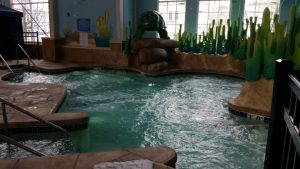 Blue Harbor Resort - waterpark - Turtle Tub